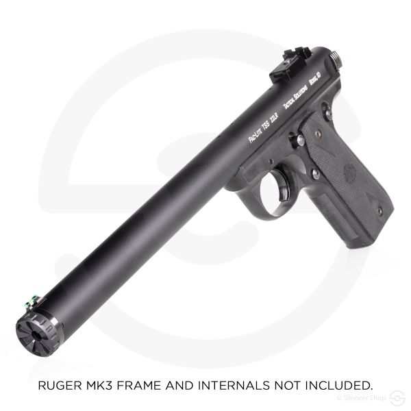 TacSol PAC-LITE TSS™ Integrally Suppressed Barrel Upgrade